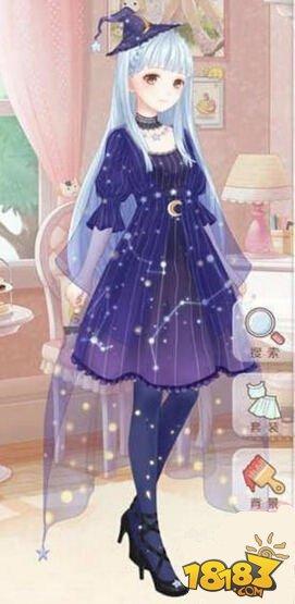 奇迹暖暖星之海套装怎么搭配 星之海套装推荐搭配