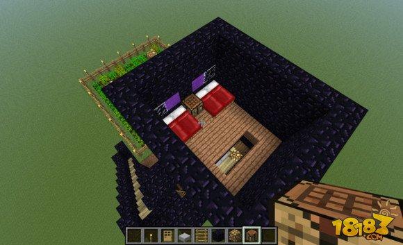 我的世界生物式房子之小黑(5)