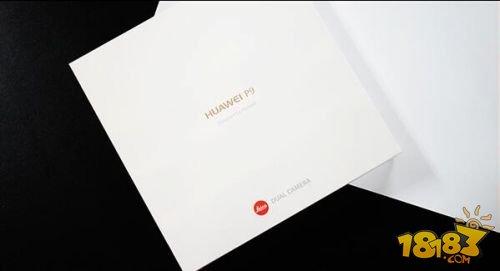华为P9陶瓷白开箱图赏:颜值逼格非常爆表