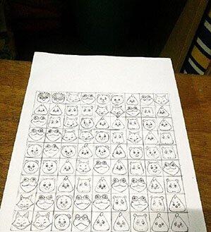 开心消消乐手绘小动物布局关卡展示