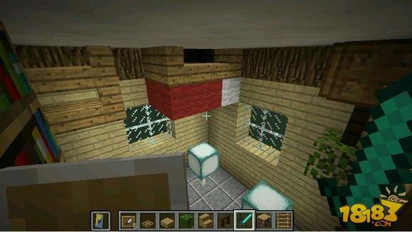 ... 空间 我的世界倒立的房子设计(2)_18183我的世界专区