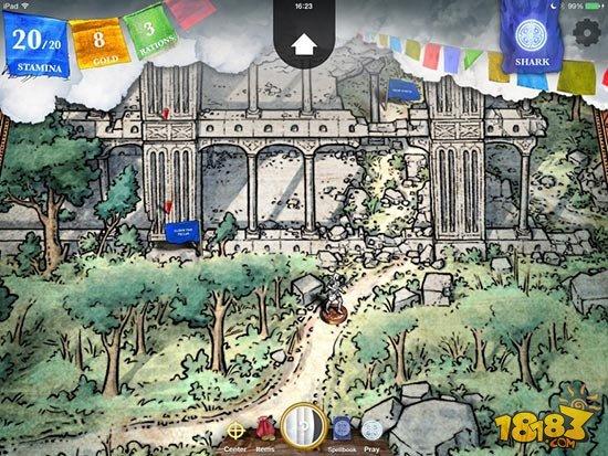 魔幻荒原上的冒险 《巫术4》年内登陆双平台