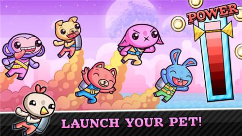 这是由独立工作室mode games带来的最新作,是一款平台冒险游戏,可爱