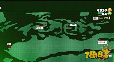 饥饿鲨进化宝藏地图分享 宝物位置解析_饥饿鲨
