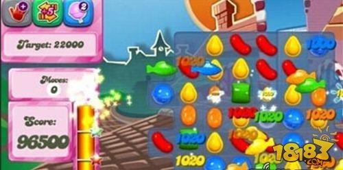 糖果传奇梦幻世界系统介绍 快速过关心得