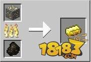 我的世界金矿石怎么做?金矿石合成方法