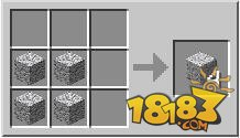 我的世界磨制闪长岩怎么做?磨制闪长岩合成方法