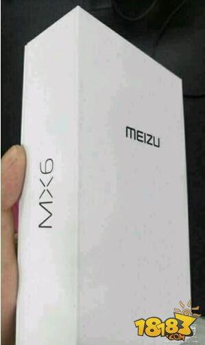 魅族MX6包装盒长这样 外形与PRO 6相似