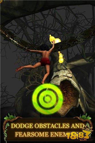 【Android】奇幻森林:毛克利大逃亡金幣版載點_無限金幣版載點