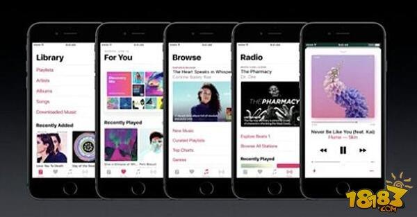 iOS10正式亮相WWDC2016 史上最大的iOS更新