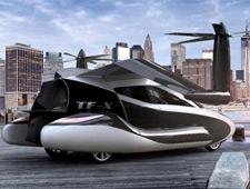 无人驾驶还不够 谷歌创始人研发飞行汽车