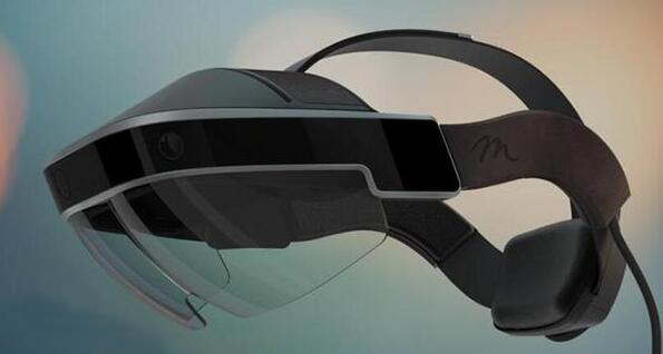 对抗微软HoloLens,腾讯等投资AR公司Meta