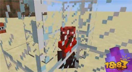 我的世界如何一键命令方块制作粘土士兵详解图片