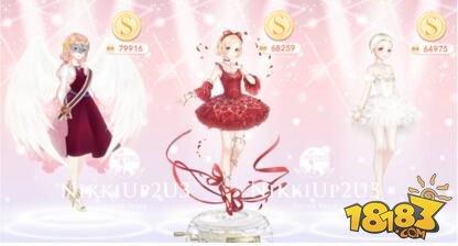 奇迹暖暖红舞鞋卡通图片q版