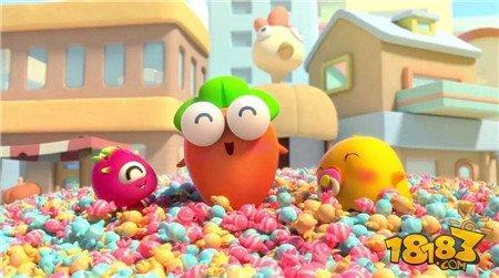 """一起去看萝卜的""""疯狂动物城"""""""