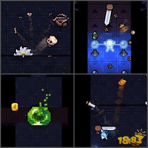 像素风休闲游戏《redungeon》登陆双平台