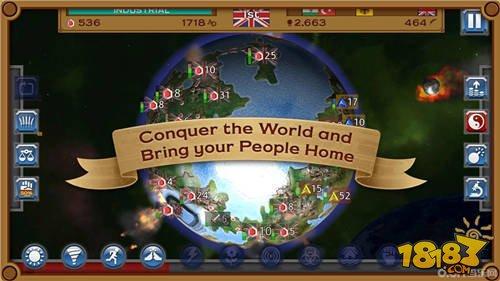【Android】被提:征服世界內購破解版載點_無限金幣版載點