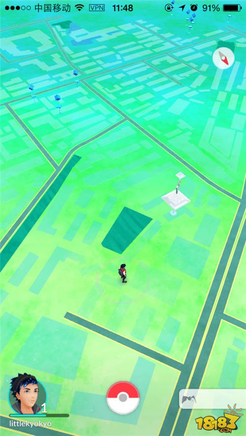又不能玩了 《Pokemon GO》现已重新封锁