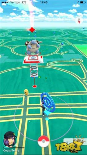 《Pokémon Go》已被玩坏 白宫成最新道馆