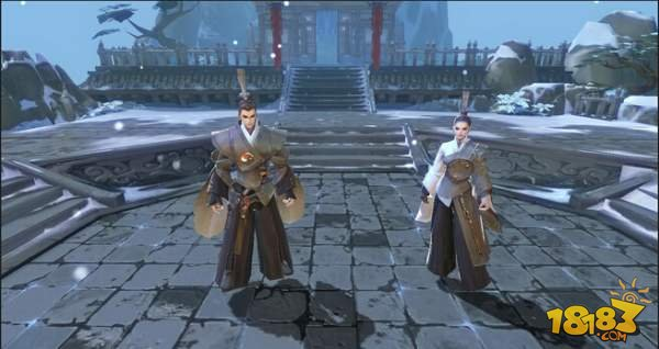 剑侠世界2什么职业好 武当派如何加点