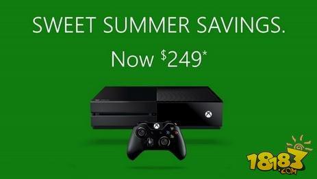 Xbox One夏季促销只卖249美元 任选游戏
