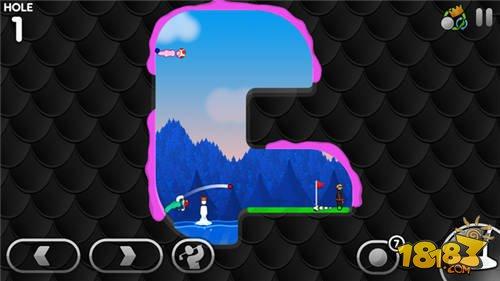 【Android】超級火柴人高爾夫3破解版載點_無限金幣版載點