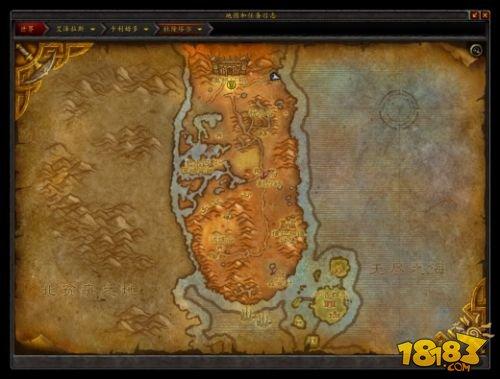 魔兽世界7.0前夕如何去破碎海滩任务攻略