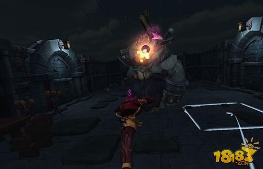 《卢卡传说》评测:VR中随机地牢Roguelite
