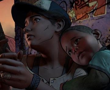 《行尸走肉第三季》最新游戏情报