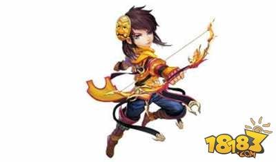 妖圣传手游幽冥刺客弓箭手 游戏角色介绍