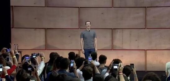 扎克伯格:VR将是有史以来最具社交性平台