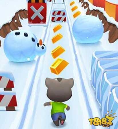 汤姆猫跑酷怎么玩 游戏玩法攻略大全介绍