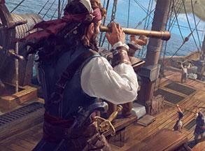 网易《大航海之路》手游今日全平台公测