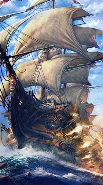 成为海上霸主 韩游新作《海洋帝国》封测即将开启