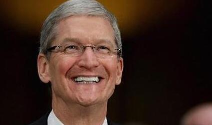 苹果CEO库克:AR技术比VR更具商业价值
