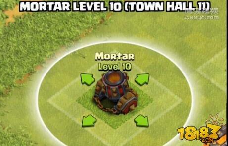部落冲突10月更新:7级法师+9级电塔