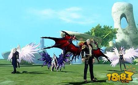 全新的三款翅膀:天使之翼图片