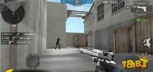 个人手枪战――沙漠灰实战经验分享