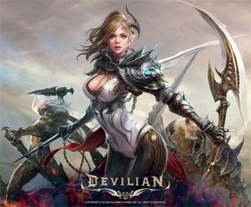 Gamevil手游新作《炼魔契约》开启预注册