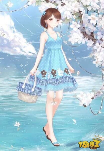 奇迹暖暖牵手施华蔻退出的斐丝丽娃娃同款服装,今日下午已上架服装