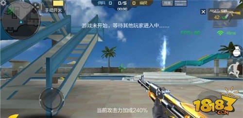 CF手游全新武器AK47-伯爵实战评测