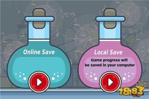 逃出实验室小游戏登场 来一场实验室的冒险